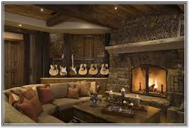 western decor ideas for living room country western living room