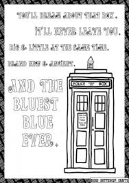 Small Picture Get This Easy Preschool Printable of Doctor Who Coloring Pages R38YZ