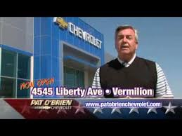 Our Newest Pat O Brien Chevrolet Dealership In Vermilion Youtube