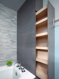 Bathroom Cabinet Tower Tall Bathroom Cabinets Hgtv