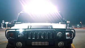 Hummer H3 Off Road Lights