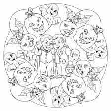 Mooie Kleurplaten Van Feestdagen Mandalas Leuk Voor Kids