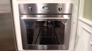 Electric Wall Oven 24 Inch Bertazzoni Wall Oven Review Youtube