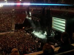 Keyarena Section 215 Concert Seating Rateyourseats Com