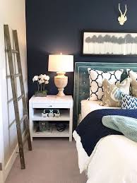 painted accent wall using gentleman s gray by benjamin moore