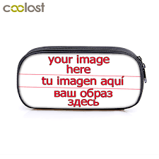 <b>Customize</b> Your Image Logo Name Cosmetic Cases <b>Boys Girls</b> ...