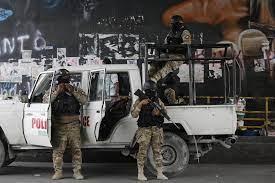 key suspect in Haiti president killing
