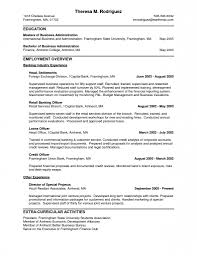 Personal Objective Examples Investment Banker Resume Template Business Small Owner Fancy Design 7