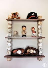 toddler boys baseball bedroom ideas. Baseball Shelf For A Little Guy\u0027s Room. Toddler Boys Bedroom Ideas