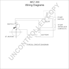leece neville ms7 300 wiring diagram