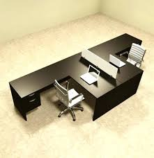 two person office desk. 2 Person Desk Best Two Ideas On Pertaining To Amazing Household Office