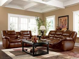 Leather Couch Living Room Design Furniture Awesome Full Grain Leather Sofa With Black Wood Coffee
