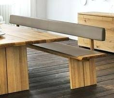 dining table bench with backrest. dining table bench with backrest plans l