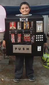 Diy Vending Machine Costume Simple 48 Cool DIY Vending Machine And Booth Costumes