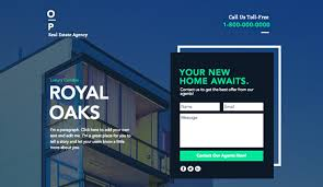 real state template real estate website templates business wix