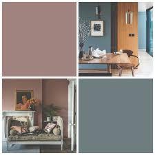 Farrow And Ball Colours 2019 De Nimes And Sulking Room