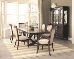 value city swivel chair 5 piece dining set chairs magnolia table furniture formal room sets