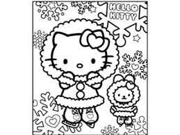 Small Picture Hello Kitty Coloring Book