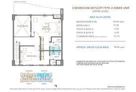 Skylofts 2 Bedroom Loft Suite Oak Harbor Residences Paraa Aque Dmci Homes Online