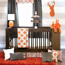 brown and orange baby room luxury baby nursery baby nursery bedding for boys black and white