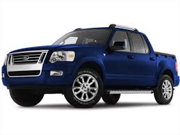 2008 Ford Explorer Sport Trac | Pricing, Ratings & Reviews | Kelley ...