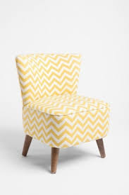 Exceptional Nice Small Bedroom Armchair Set A Fireplace Exterior Chairs White Yellow  Zig Zag Chevron Pattern Upholstered Leather Chair With Wingback And Wooden  Legs ...