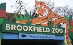 brookfield zoo logo.  Brookfield Brookfield Zoo Saturday April 15th 2017 In Zoo Logo B