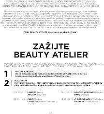 Fann Parfumerie Leták Vánoční Katalog 2018 01122018 31122018