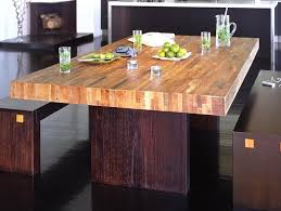 diy dining table from reclaimed wood. source · reclaimed wood modern style dining table diy from