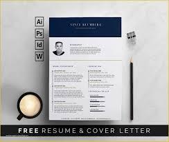 Free Cv Template Word Of Cool Looking Resume Modern Microsoft Word
