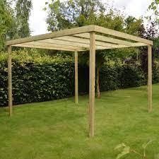 pergolas wooden garden pergola kits