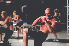ufc fit knee mike dolce