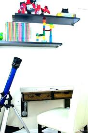 wall mount desk hutch white wall mounted desk hutch lax wall mounted floating computer desk and