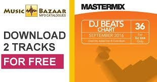 Mastermix Dj Beats Chart Volume 36 Music Bazaar Com
