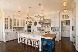 Interior Designs For Kitchens Custom Attractive Kitchen Luxury White Luxury White Kitchen With Island