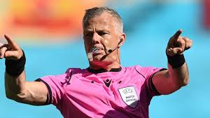 Referee Kuipers is the first Dutchman to be in charge of the European  Championship final - Teller Report