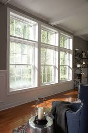 4000 series double hung window