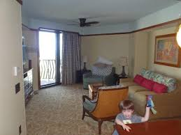 Aulani, A Disney Resort U0026 Spa: Living Area In 2 Bedroom DVC Villa