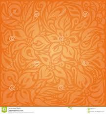 Extreem Retro Behang Oranje At Dod01 Agneswamu