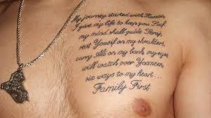 Ich Liebe Tattoos Sprüche Sprüche Zitate Familie Tattoo 2019 04 26
