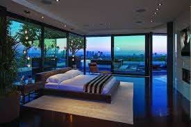 modern luxurious master bedroom. Extravagant Contemporary Beverly Hills Mansion With Modern Luxurious Master Bedroom O
