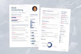 Mark Zuckerberg Resume Template Best of The Success Journey Mark Zuckerberg's PreFacebook Resume Enhancv
