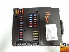 smart fuse box 2013 smart fortwo fuse box module a4519005301 oem