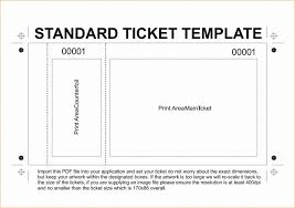 Event Ticket Template Word Exceptional Microsoft Word Ticket Template Ideas 2010 Raffle