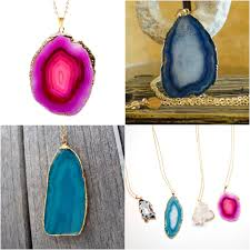 these stunning necklaces are from leif vintage pinch leif little things happen