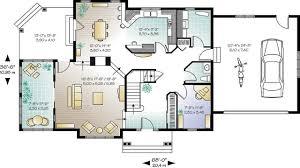 garage winsome open floor plan