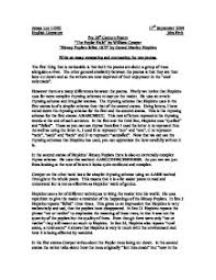 monster ate homework essay a thesis statement example my last duchess essay english at teignmouth wordpress com related post of compare contrast essay poem