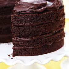 The Best Best Chocolate Cake Ricardo