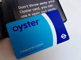 london oyster card student