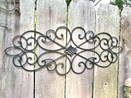 metal and wood wall decor wrought iron and wood wall decor wrought iron and wood wall